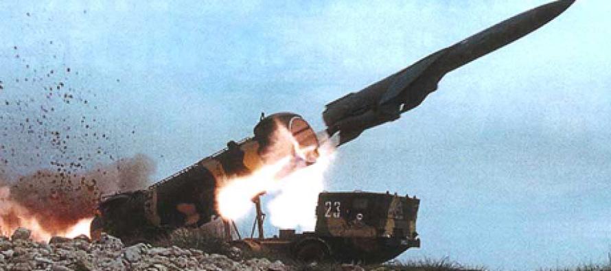 Уникальные пуски противокорабельных ракет с берега Сахалина