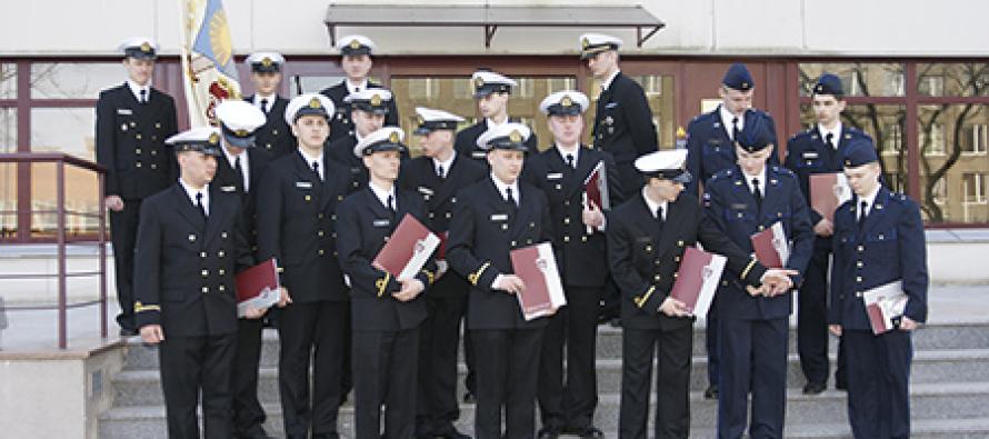В Национальной академии обороны начинается международный курс обучения для офицеров военно-морских сил