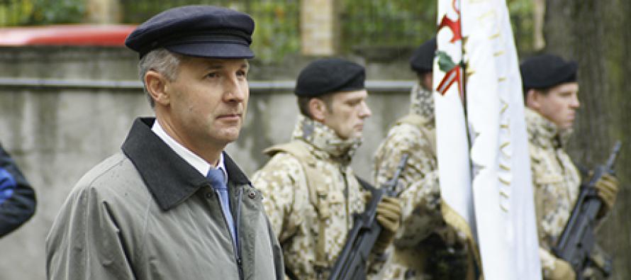 Пабрикс направится в Добеле, чтобы говорить о дисциплине в подразделениях Земессардзе