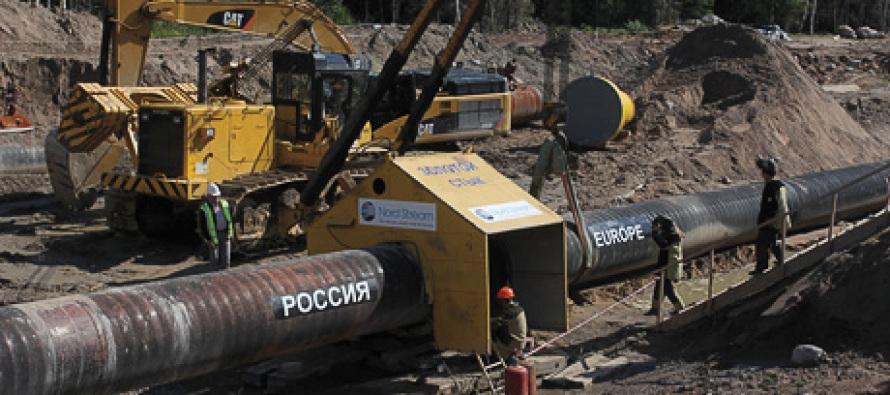 Завершена сварка последнего стыка второй нитки газопровода «Северный поток»