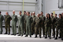 Чехи сменили поляков на охране воздушного пространства стран Балтии