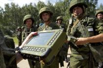 Впервые в ВС РФ внедрена защищённая система военного Интернета в Западном военном округе