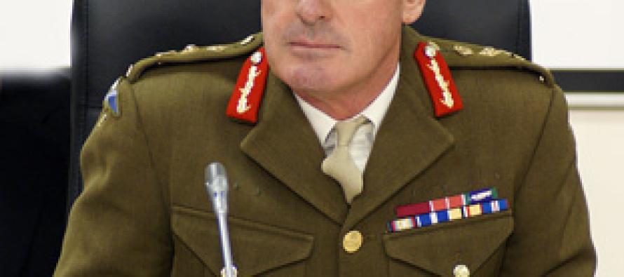 Заместитель командующего Силами НАТО в Европе посетит Латвию с рабочим визитом