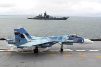 Северный флот  сформировал две группировки кораблей