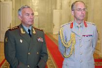 В Санкт-Петербург прибыла английская военная делегация