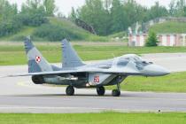 Визит американских экспертов на польский аэродром