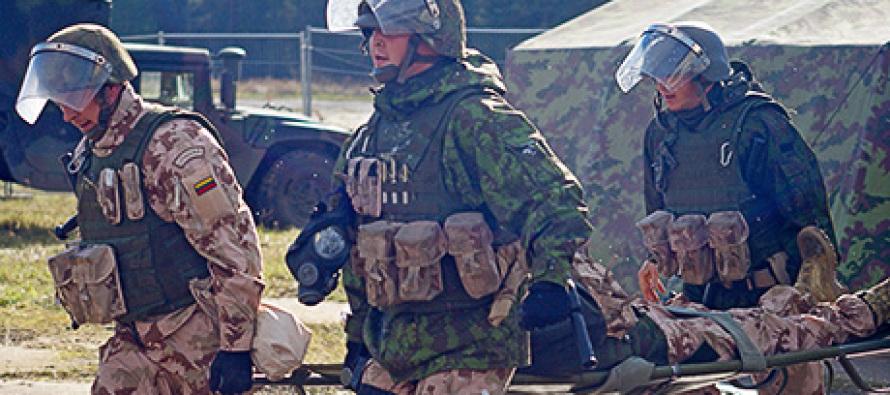 Двое литовских солдат ранены в Афганистане