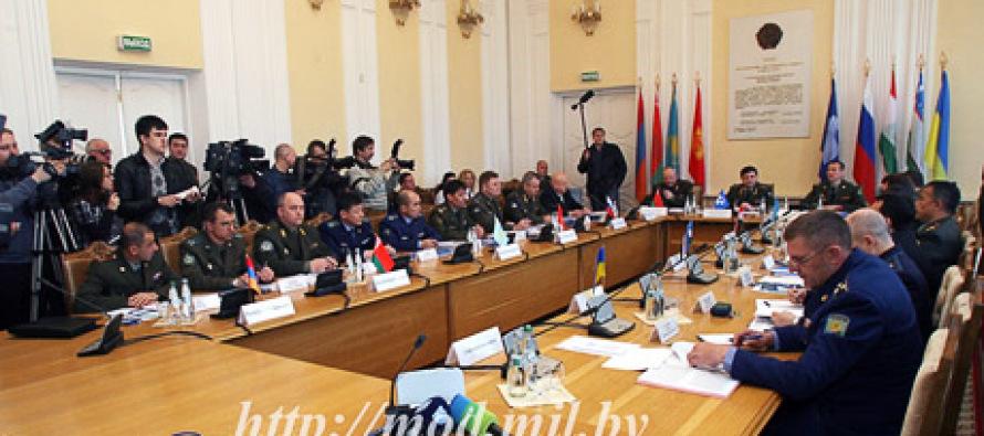 Заседание координационного совета ПВО