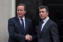 Саммит НАТО 2014 года состоится в Лондоне