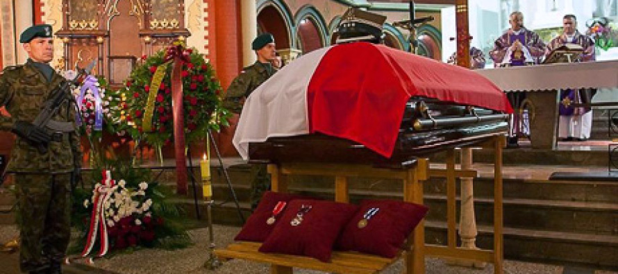Офицер погиб, спасая солдата