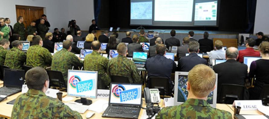Учения «Baltic Host 2013»