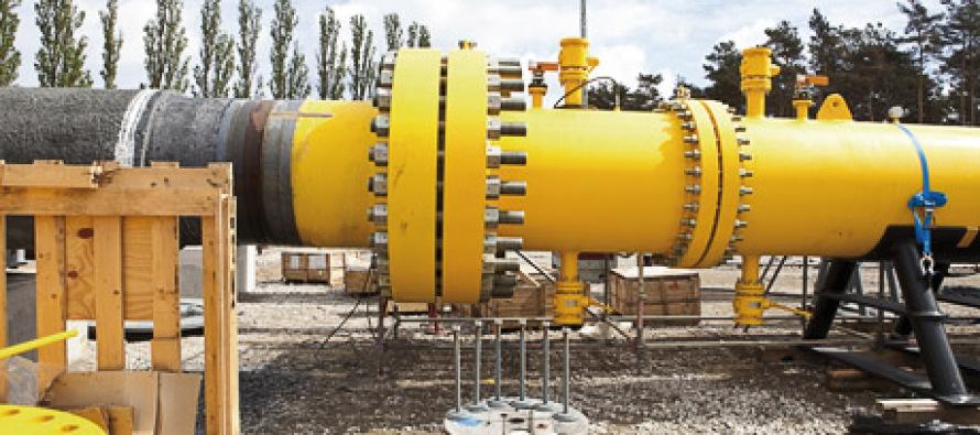 Газопровод испытан под нагрузкой