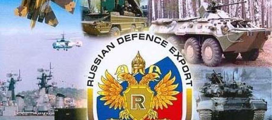 Экспорт российского вооружения
