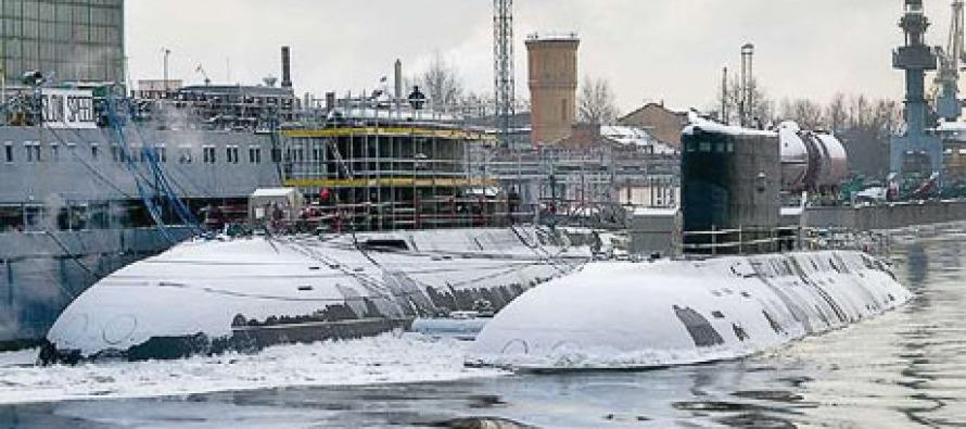Подводная лодка «Краснодар»