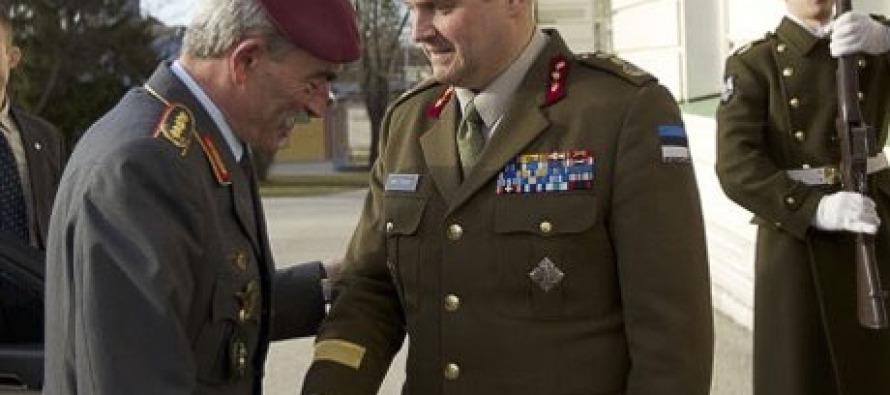 Встреча двух генералов