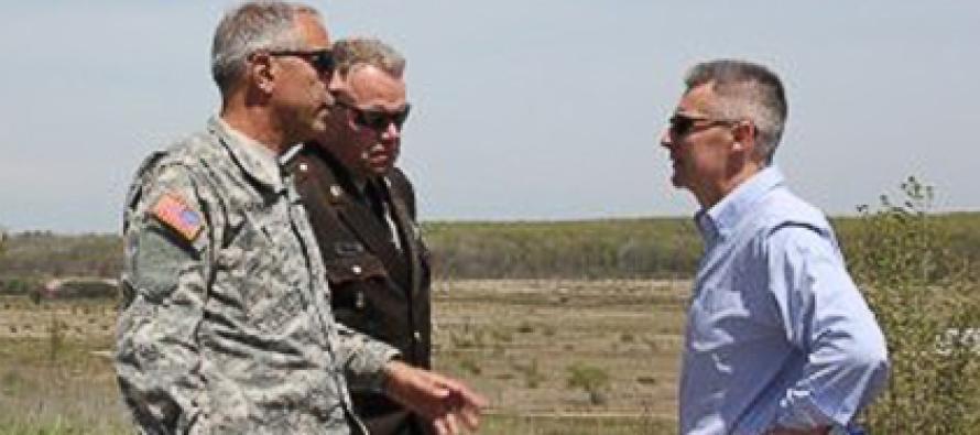 Латвия будет перенимать опыт Национальной гвардии штата Мичиган