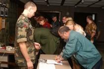 Военнослужащие, земессарги и мобилизованные будут обязаны при оформлении документов указывать адрес декларированного места жительства
