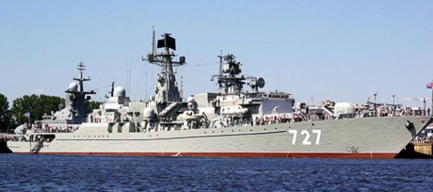 Российский Императорский Дом возьмет шефство над кораблем Балтийского флота