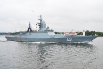 Корвету «Сообразительный» Балтийского флота присвоят почетное звание «гвардейский»