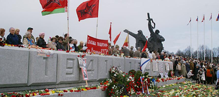 День Победы 9 мая в Риге