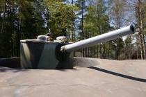 Оборона шведского берега. Форт на острове Сиаро.