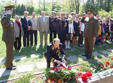 9 мая — Гарнизонное кладбище