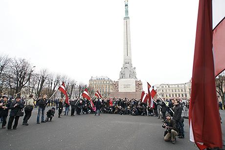 16 марта в Риге