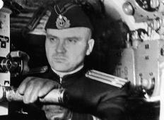 Командир дивизиона подводных лодок