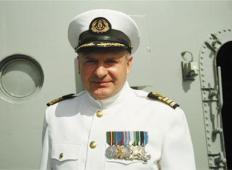 Морским Силам Латвии 85 лет