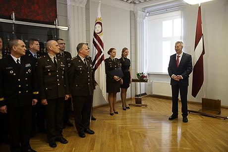 Новый министр обороны