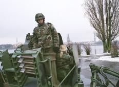 Артиллерийский салют