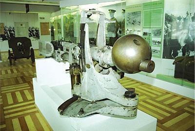 Чешские пушки на Балтике