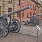 Оборона шведского берега. Линия