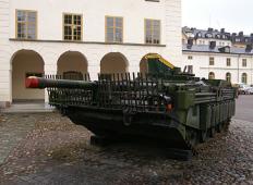 Военный музей Швеции