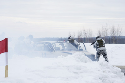 Пограничная эскадрилья