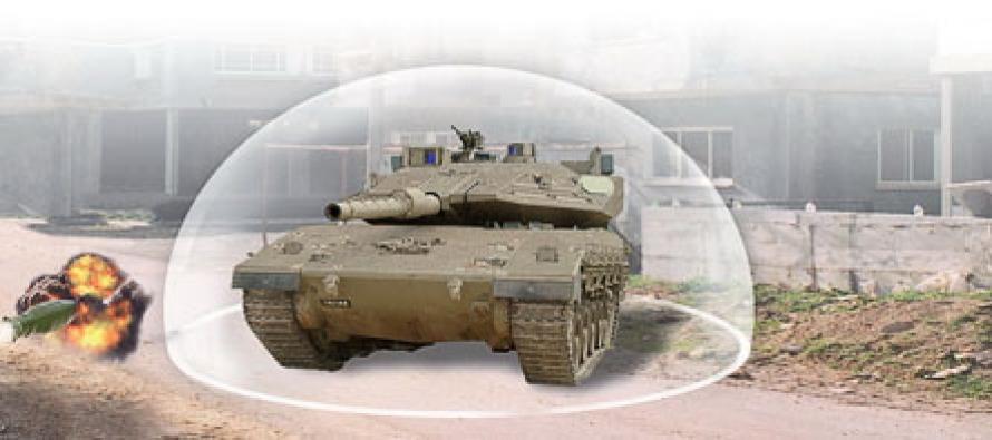 Активная защита танков