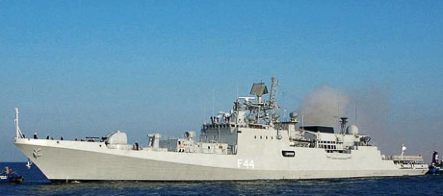 Двигатели для индийских кораблей