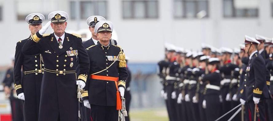 Командующий Королевским флотом