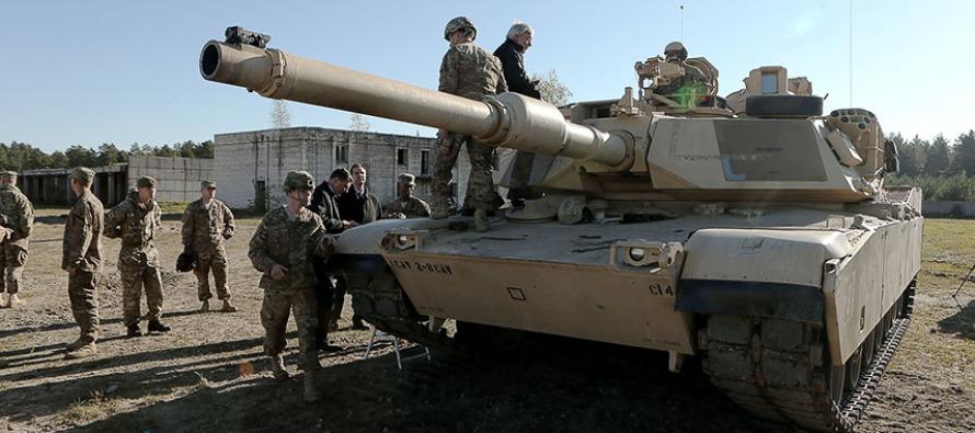 Рота тяжёлой бронетехники