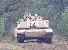 Американская кавалерия в Адажи: Техника