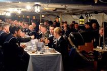 Обед в Трафальгарскую ночь