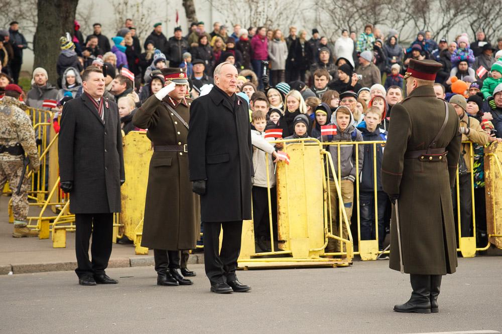Парад на набережной 2014