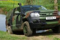 Новые авто для войск