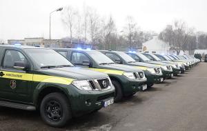 Автомобили для пограничников