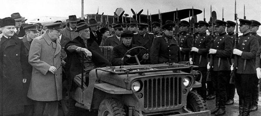 70 лет Ялтинской конференции