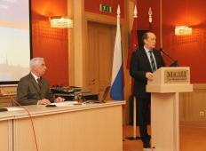День дипломатического работника в доме Москвы