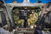 Голландцы показывают возможности CV90