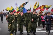 В Литве 11-я годовщина вступления в НАТО