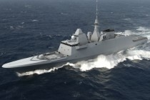 Новый фрегат для итальянских ВМС