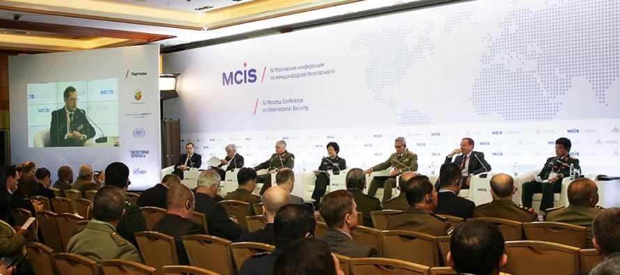 Московская IV-я конференция по безопасности. Вторая дискуссия о стабильности